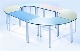 Meet Tables - Curved & Rectangular thumbnail