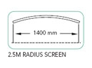 2.5m Radius Screen thumbnail