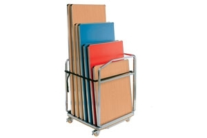 Gopak Small Table Trolley - Holds Up To 7 Tables thumbnail
