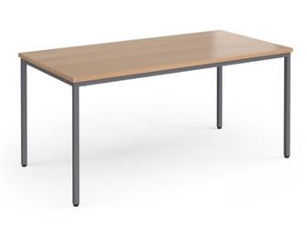 Multi-Purpose Table - Graphite Frame - Rectangular thumbnail