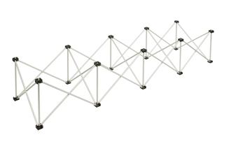 Ultralight Folding Stage Riser 2m x 0.52m thumbnail