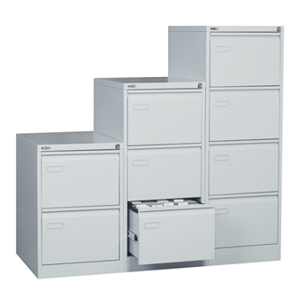 2, 3 & 4-Drawer Filing Cabinets thumbnail