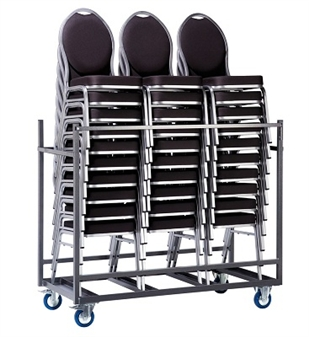 Chair Trolley - Holds Up To 30 Chairs   thumbnail