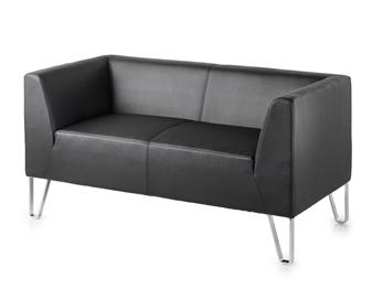 Linear 2-Seater Reception Chair thumbnail
