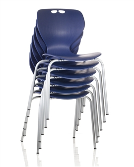 RS Classroom Stacking Chair - Stacking thumbnail
