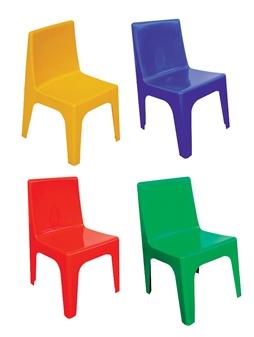 Kidz Plastic Chairs thumbnail