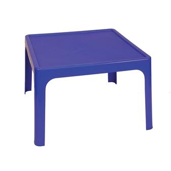 Kidz Plastic Table - Blue thumbnail