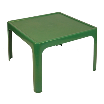 Kidz Plastic Table - Green thumbnail