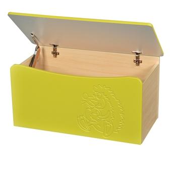 Novo Wooden Toybox - Green thumbnail