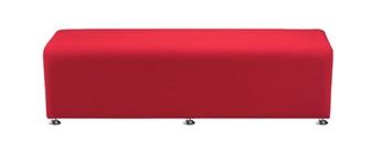 DSIN/S Fabric Reception Seat - Straight   thumbnail