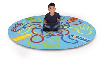 Colour Tubes Carpet thumbnail