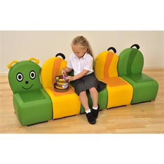 Caterpillar Sofa Set thumbnail