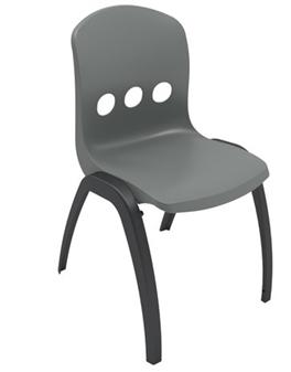 Dove Grey Charcoal Legs thumbnail