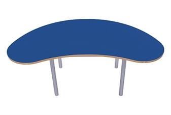 Kidney Bean Table Blue thumbnail