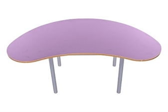 Kidney Bean Table Lilac thumbnail