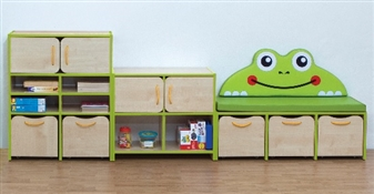 Nature Frog Green Edging 3 Unit Set thumbnail