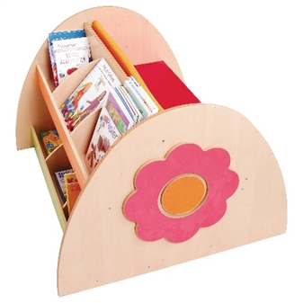 Bookcase With Bench thumbnail