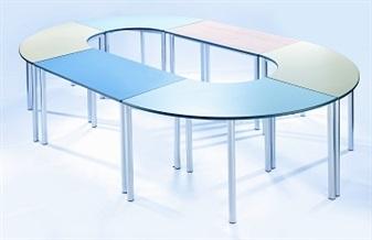Meet Tables - Curved & Rectangular thumbnail