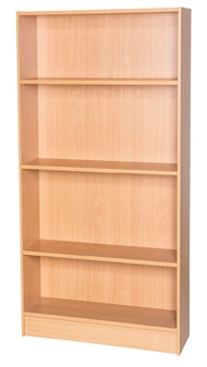 1500mm High 1m Wide Bookcase thumbnail