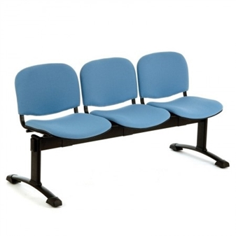 Ecton Beam Seating 3 seater Without Arms thumbnail