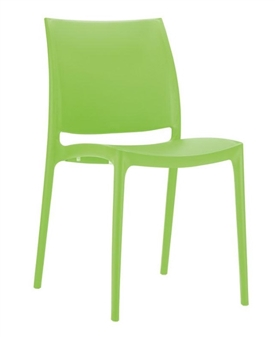 Gusto Side Chair - Green thumbnail