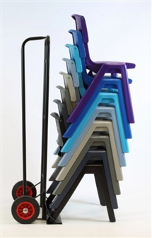 Postura Plus One-Piece Classroom Chair - Chair Trolley thumbnail