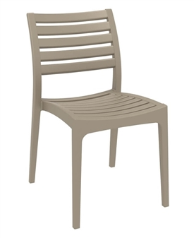 Marco Side Chair - Taupe thumbnail