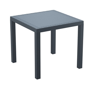 Ridge Table - Dark Grey thumbnail
