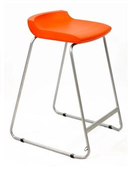 Postura Plus Stool - Tangerine Fizz thumbnail