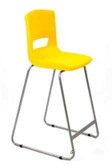 Postura Plus High Chair - Sun Yellow thumbnail