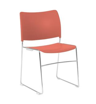 Seba Side Chair - White thumbnail
