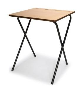 Folding Exam Desk thumbnail