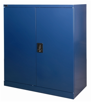 Half-Height Blue Stationery Storage Cupboard thumbnail