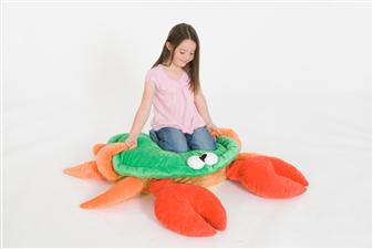 Norman Crab Giant Floor Cushion thumbnail