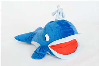Moby Whale Giant Floor Cushion thumbnail