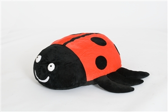 Dotty Ladybird Giant Floor Cushion thumbnail