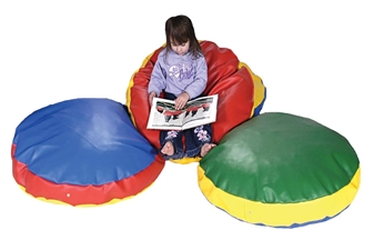 Sagbag Giant Floor Cushion - Round thumbnail
