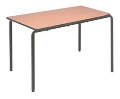 Value Slide-Stacking Rectangular Nursery Classroom Table thumbnail