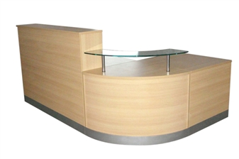 Reception Counter Desk thumbnail