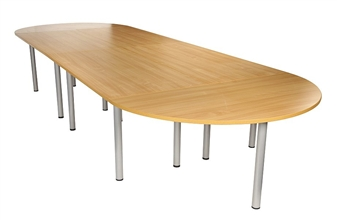 Sectional Conference Table - 1.6m Wide thumbnail