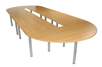 Sectional Conference Table - 1.8m Wide thumbnail