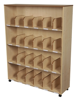 Maple Adult Bookcase thumbnail