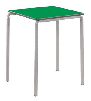 Crushed Bent Nesting Stacking Classroom Table Beech  thumbnail