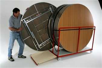 Large Transportation Trolley (Holds 10 x 1800Dia Circular Tables) thumbnail