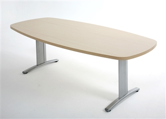 Lozenge Shape Folding Meeting Table thumbnail
