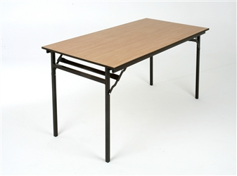 Folding Rectangular General Purpose Table thumbnail