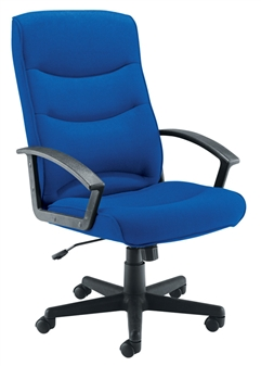 Value Executive Fabric Chair 1 thumbnail