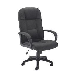 Value Executive Fabric Chair 2 thumbnail