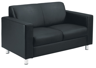 Iceberg Leather Sofa thumbnail