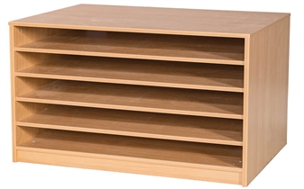 5 Bay A1 Paper Storage Unit thumbnail